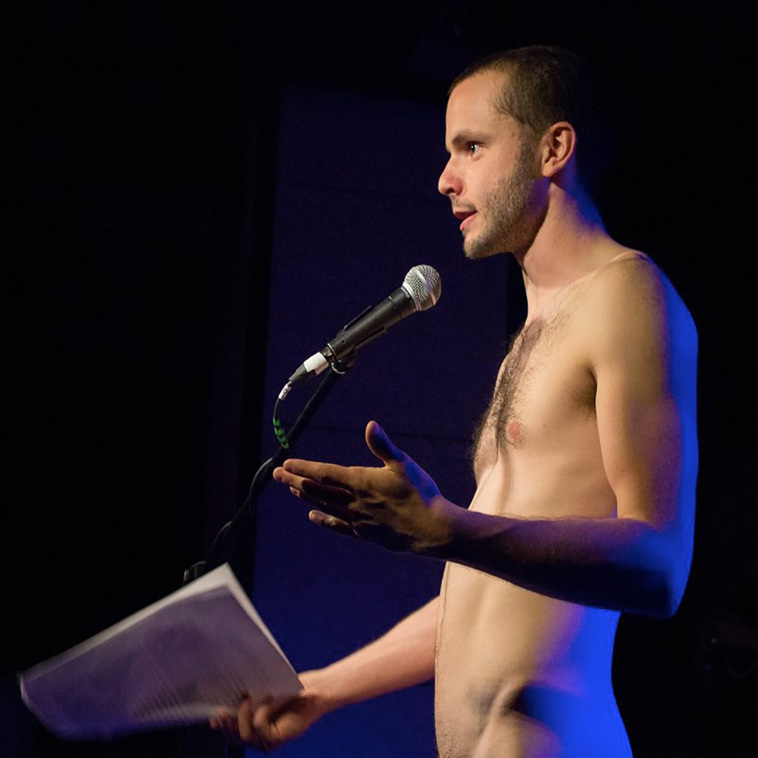 Naked Boys Reading: Curated by Alan Hollinghurst tickets - London - OutSavvy