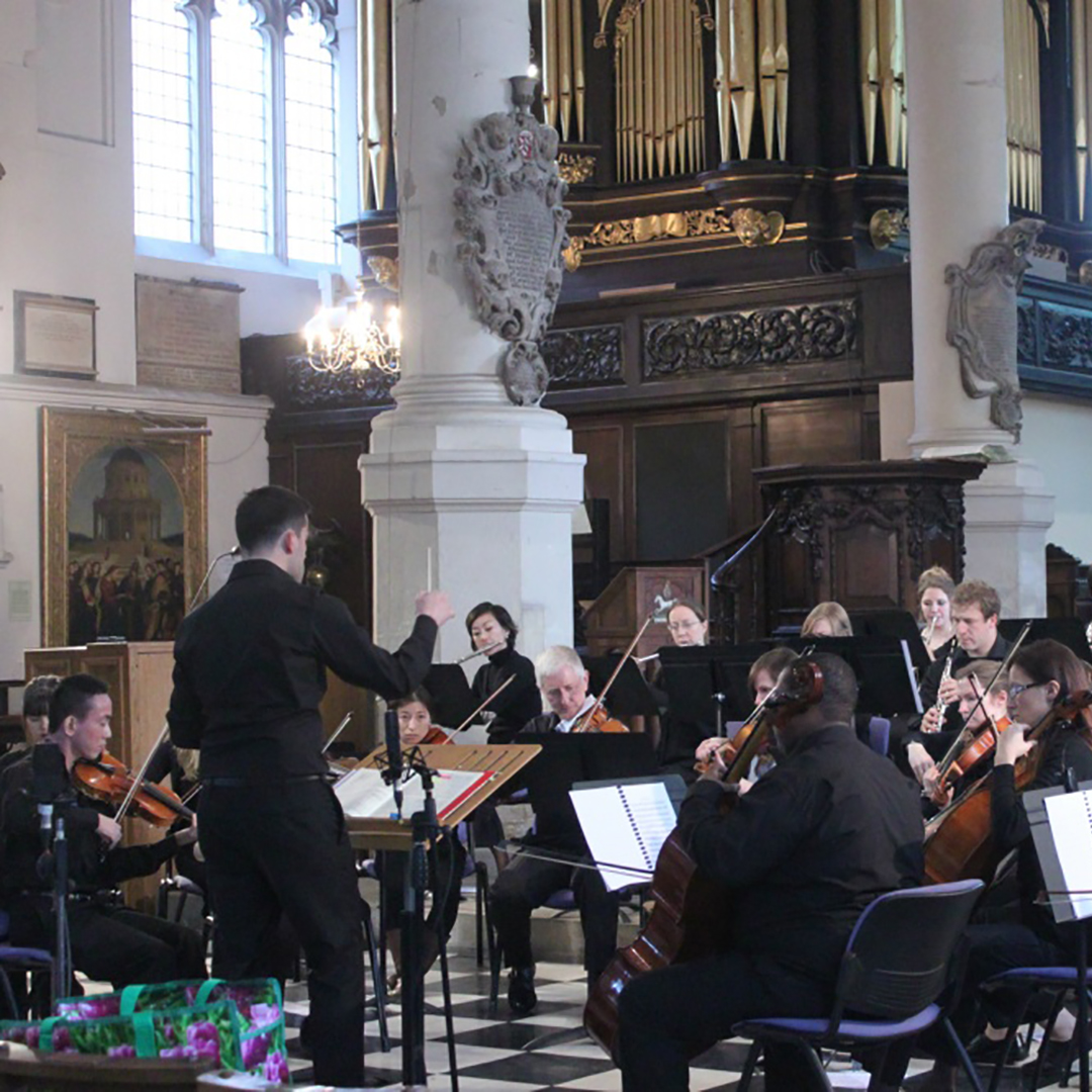 London Euphonia Orchestra tickets - London - OutSavvy