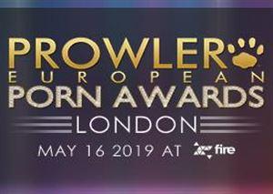 The Prowler European Porn Awards 2019  logo