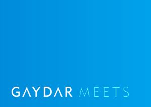 Gaydar Meets  logo