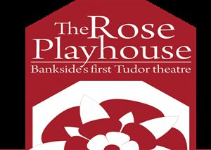 The Rose Playhouse, Bankside  logo