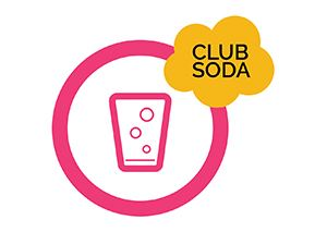 Club Soda  logo