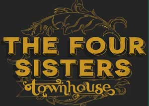 The Four Sisters Townhouse   logo