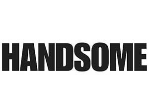 Handsome  logo