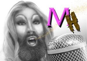 Mariah Hairy  logo