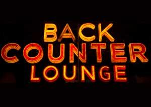 Back Counter Lounge  logo