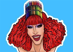 Crayola The Queen