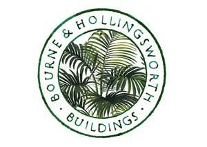 Bourne & Hollingsworth Buildings  logo