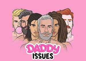Daddy Issues  logo