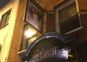 The Gibson  logo