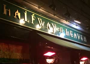 Half Way To Heaven  logo