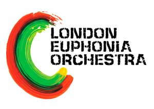The London Euphonia Orchestra  logo