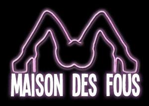 Maison Des Fous  logo