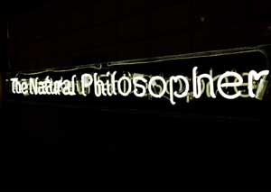 The Natural Philosopher   logo