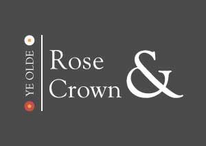 Ye Olde Rose & Crown  logo
