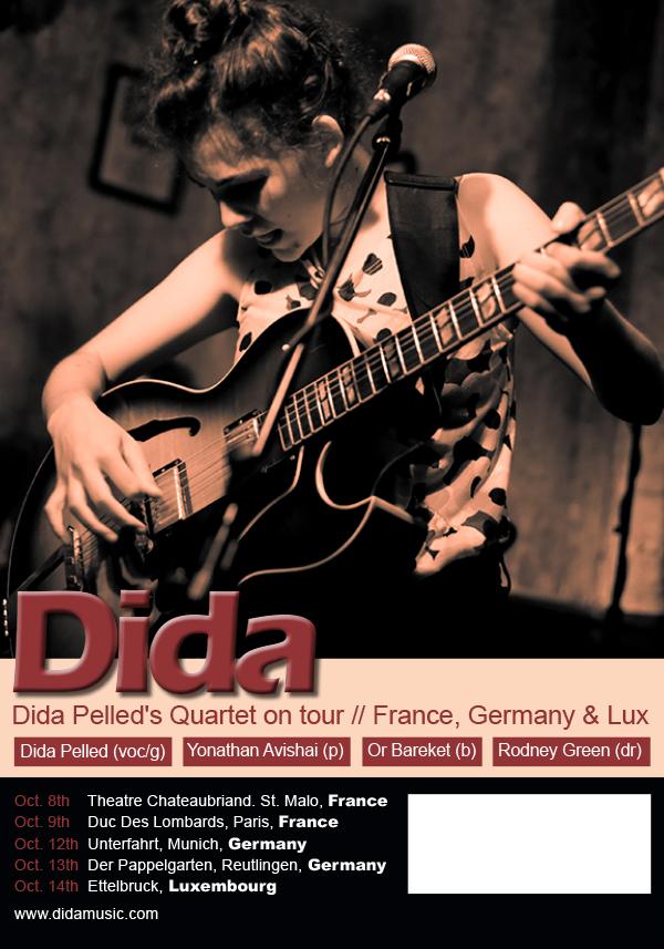 Dida Pelled Quartet