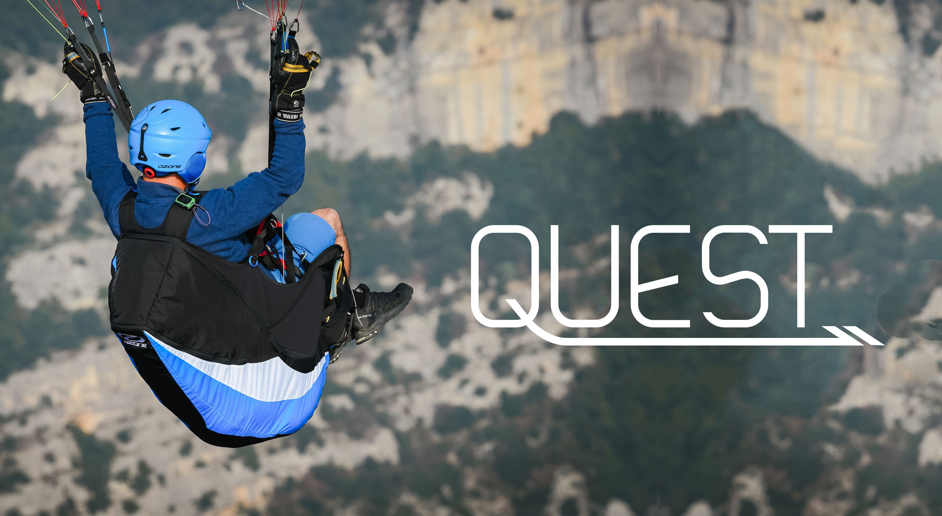 Quest | Ozone Paragliders