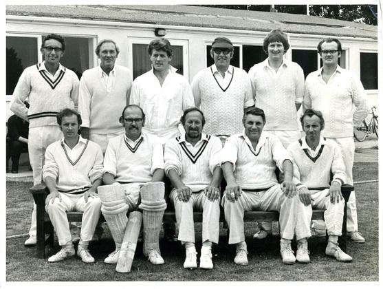 St James CC - 1968