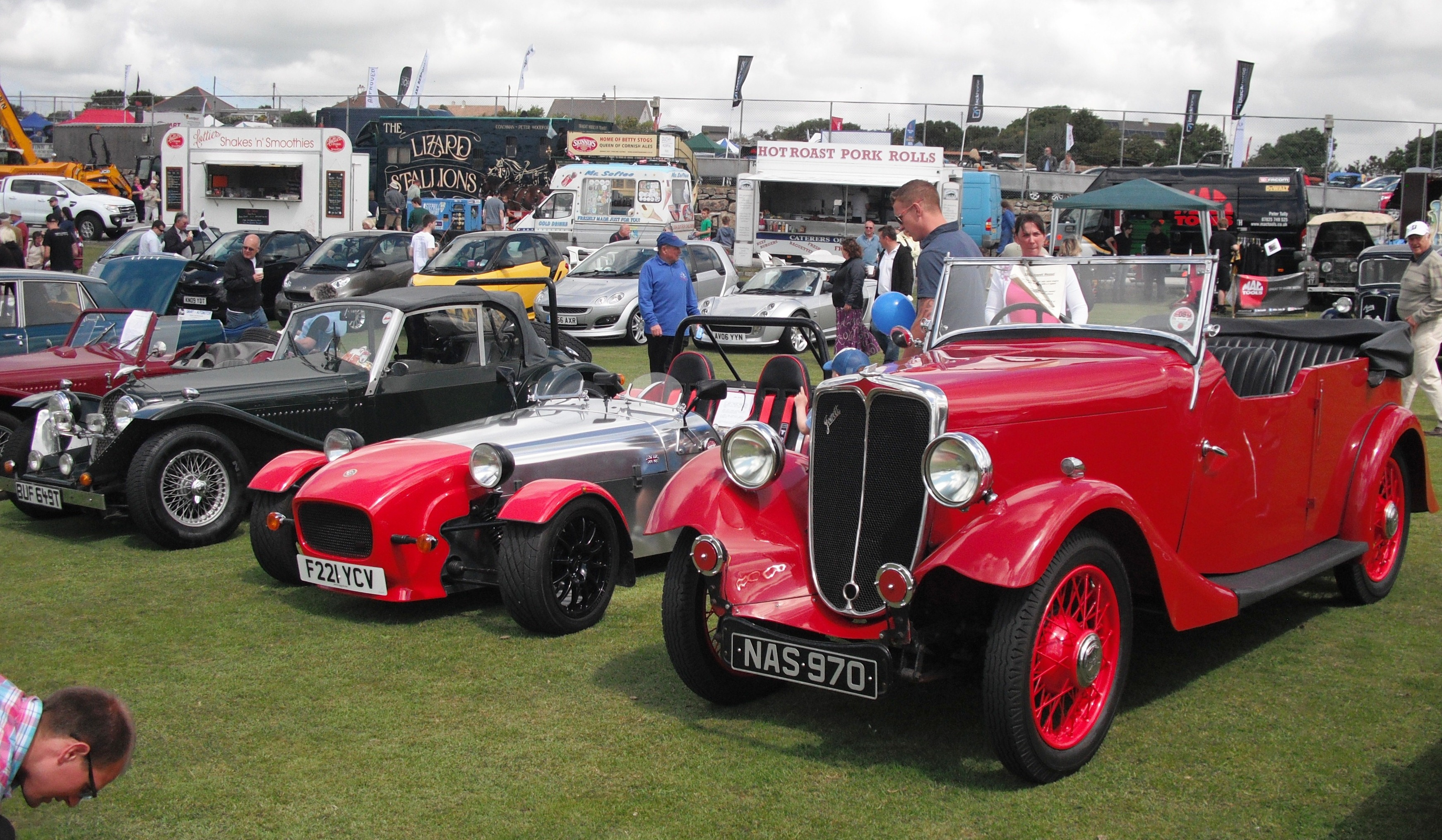 wEST cWLL mOTOR sHOW