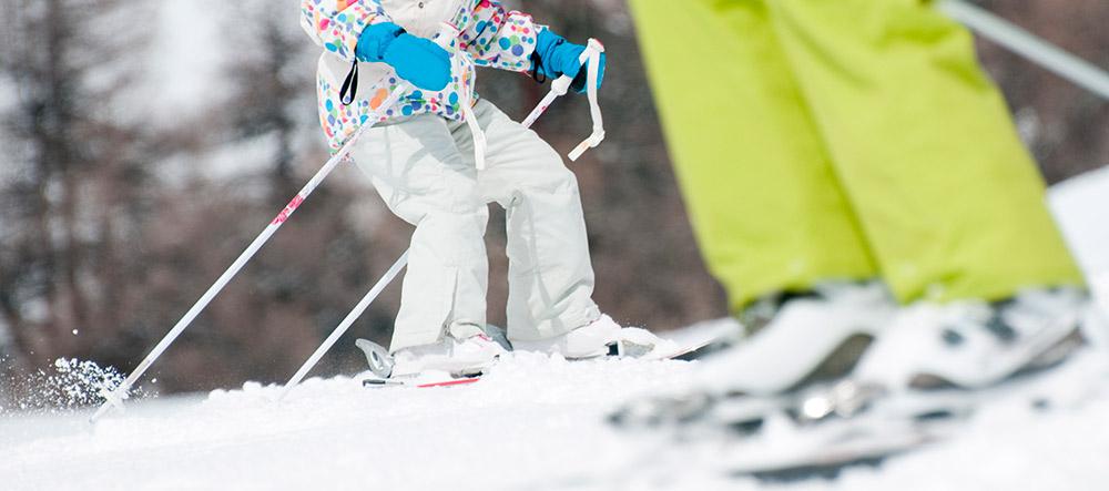 esqui-infantil