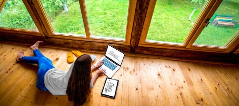 Aprende a cuidar tus ventanas de madera
