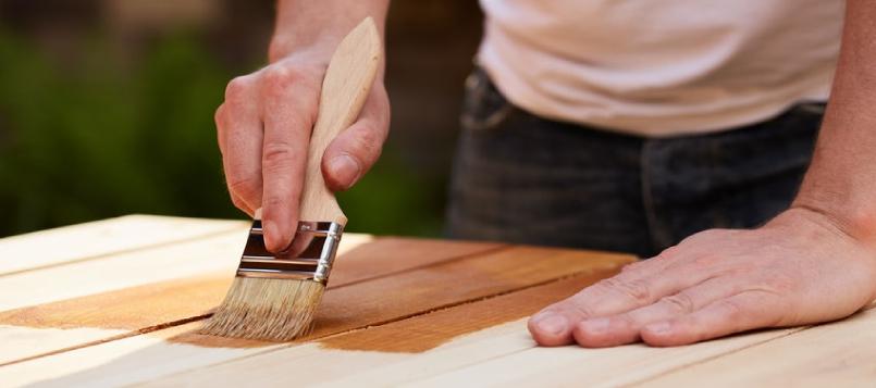 La talla de madera no hay que lijarla del todo