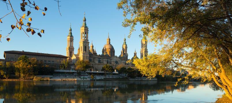 La basílica del Pilar será lo más visitado el día 12 de octubre