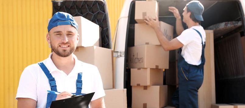 Se ahorra tiempo si contratas a alguna empresa para hacer las mudanzas