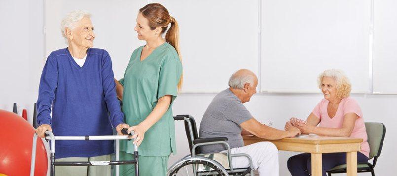 Cuáles son los mejores servicios que da una residencia de ancianos