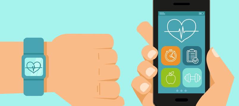 Descubre unas cuantas apps de salud