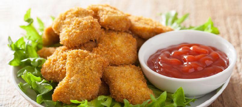 Los nuggets son de esas recetas que nos encantan