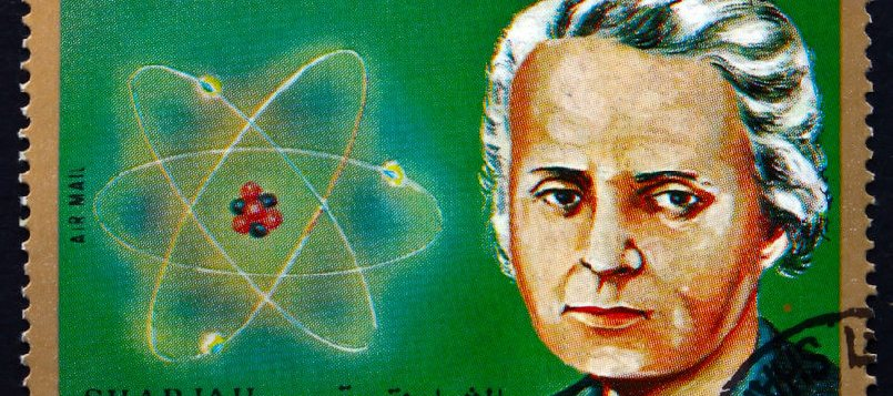 Marie Curie es de las mujeres más importantes científicas