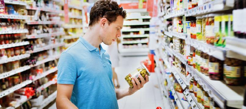 Conoce toda las novedades del etiquetado de los alimentos