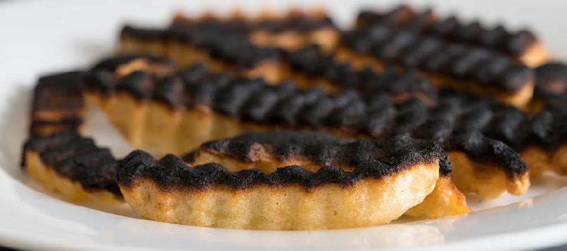 La reacción de maillard se puede dar en el pan tostado