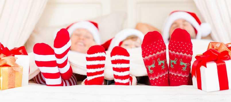 Descubre la receta para ser feliz en navidad