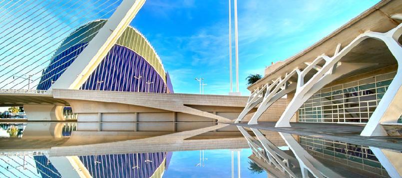 En Valencia están las mejores ofertas para el puente de diciembre