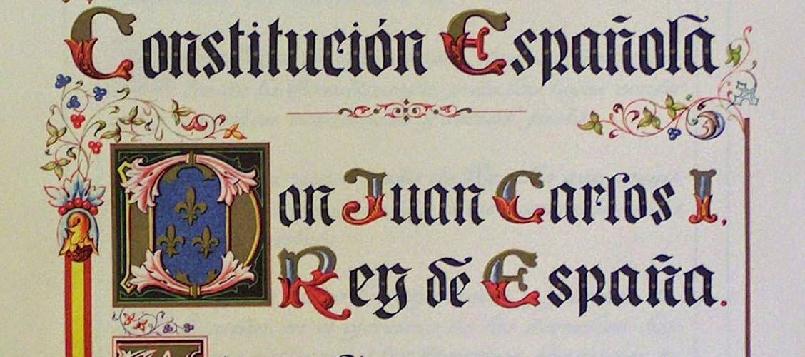 Aprende más sobre la Constitución Española