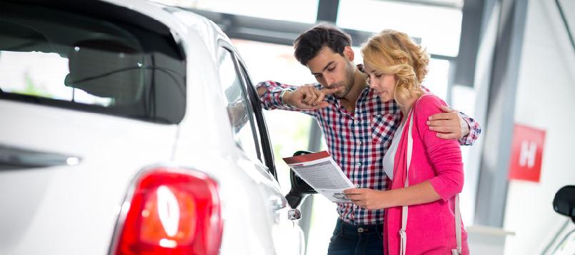 Cómo conseguir un coche nuevo barato