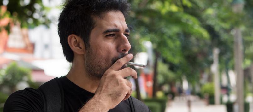 La nicotina es lo que hace que seamos adictos