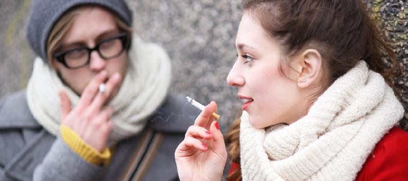 El tabaquismo daña tus pulmones