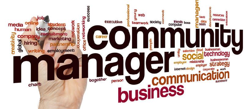 Cual es el trabajo de community manager