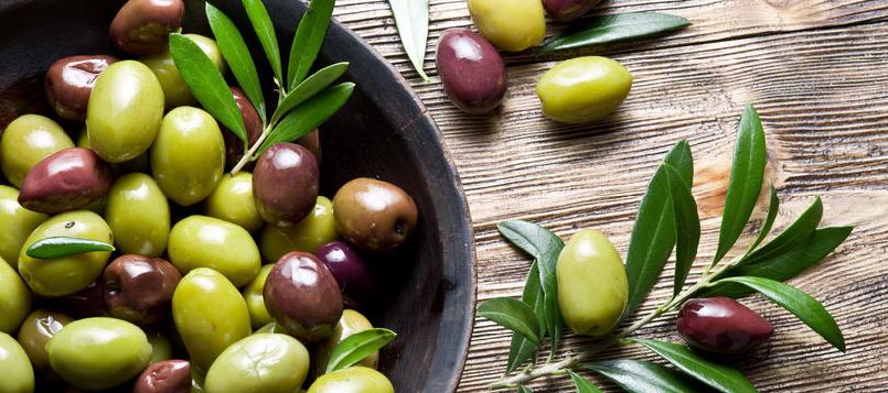 La dieta mediterránea la encontrarás en los mejores restaurantes de España