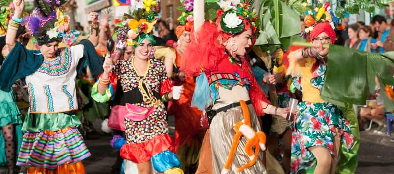 Descubre el carnaval de Santa Cruz de Tenerife