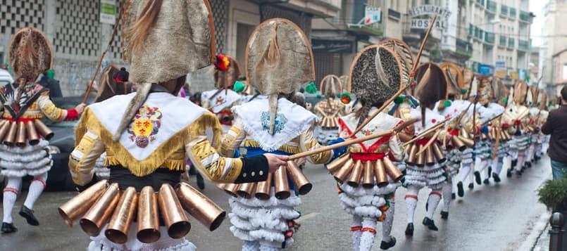 La-fariñada-del-Carnaval-de-Laza-y-Verín