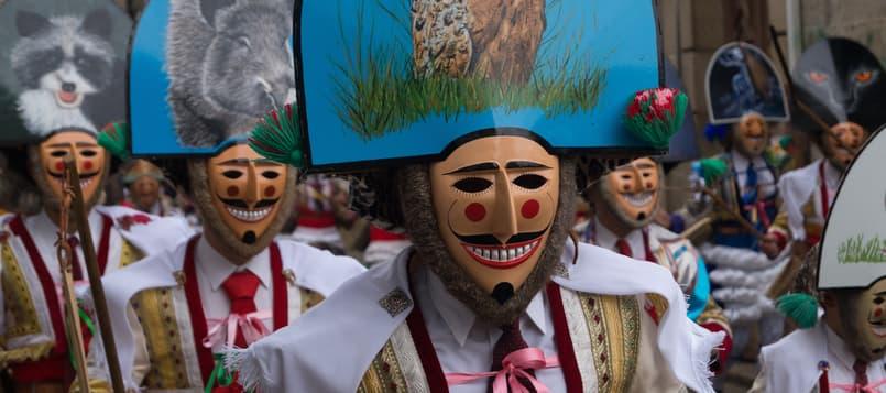 Carnaval de Laza y Verin
