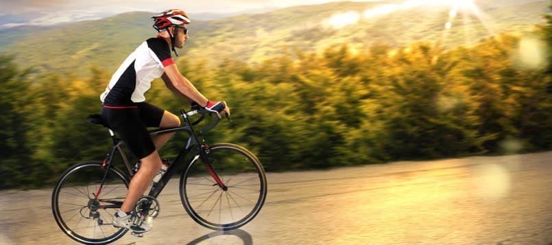 Conoce las muchas ventajas de ir en bici