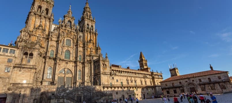 Viajar a Santiago en Semana Santa