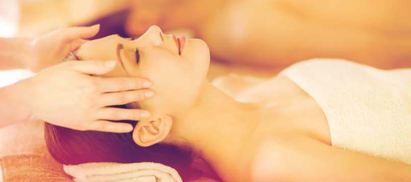 Terapia de relajación Kobido