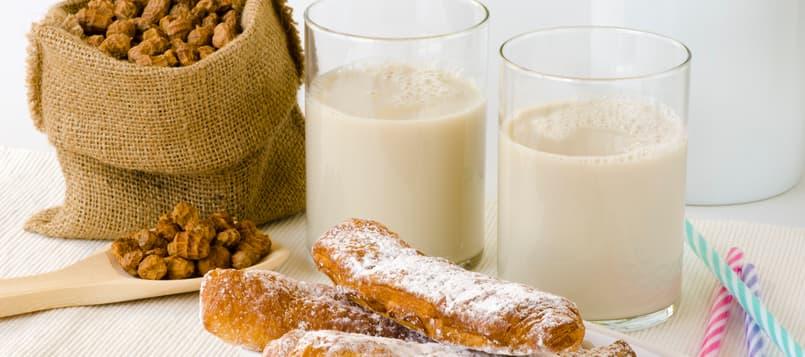 Preparar-horchata-sin-azúcar-6