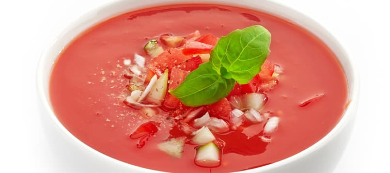 Cómo hacer gazpacho de manera sencilla 1